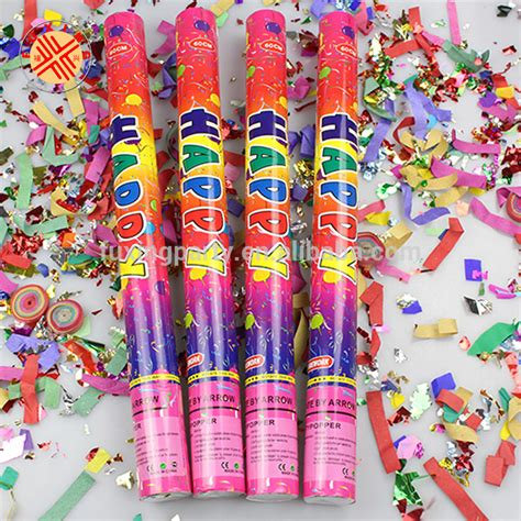 Confetti Popper 50 List Manufacturers Of Confetti Popper Buy Confetti Popper