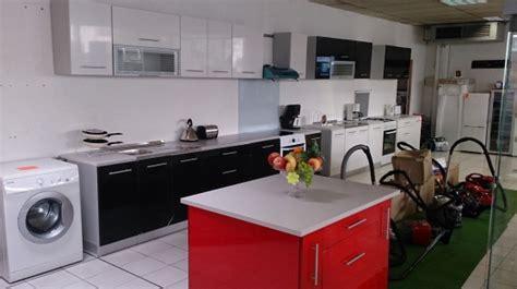 cuisine am駭ag馥 occasion meuble cuisine laqu 233 destockage meubles d 201 coration