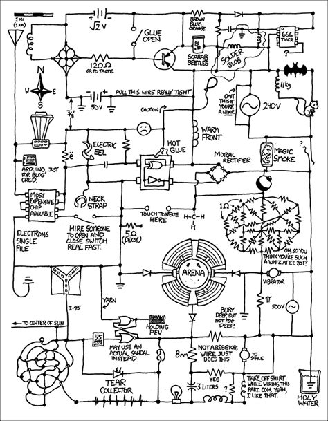 12v Toaster Oven Xkcd Circuit Diagram