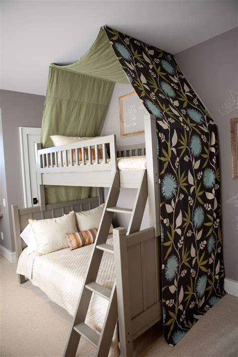 Bunk Bed Canopy 17 Best Ideas About Bunk Bed Canopies On Bunk Bed Tent Best Bunk Beds And Ikea Bunk