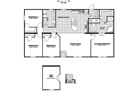 Clayton Manufactured Homes Floor Plans Clayton Homes Rutledge Floor Plans Homes Home Plans Ideas