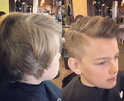 hairstyles for boys kids 2017 25 cool haircuts for boys 2017