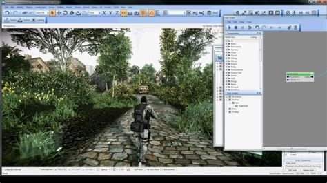 Tutorial Xp 3 2 2 | cryengine 3 tutorial 35 character model 1 2 mod editor