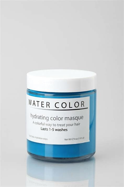 water color hydrating hair color mask water color hydrating hair color mask package hydrate