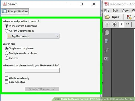 Pdf Epic How To Delete An Encounter by 5 Ways To Delete Items In Pdf Documents With Adobe Acrobat