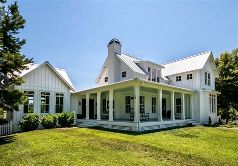 modern farmhouse porch a modern farmhouse for sale in north carolina wraparound