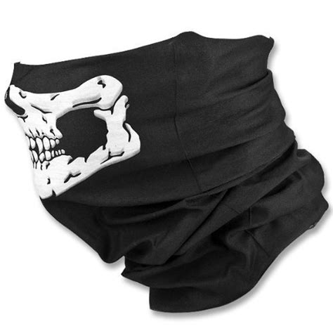 Masker Buff Call Of Duty black seamless skull mask buff call of duty ghosts skeleton scarf motorcycle biker