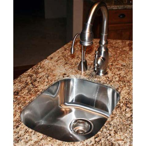 16 inch stainless steel undermount single bowl kitchen
