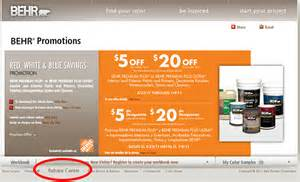 home depot paint coupons behr coupons and rebates behr colors behr interior