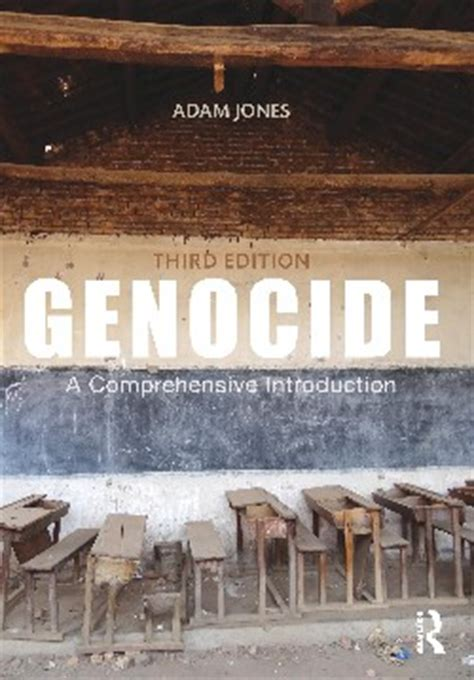 genocide 041548619x genocide a comprehensive introduction by adam