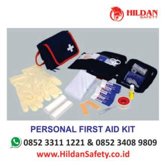 Harga Tas Pinggang P3k harga aid kit lengkap indonesia jualsepatusafety