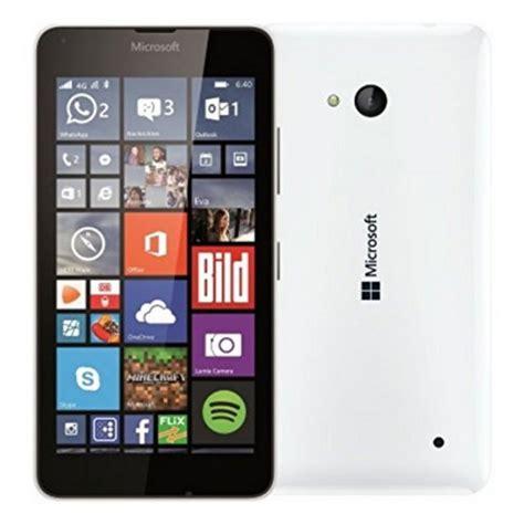 Hp Nokia Lumia Ram 1gb nokia lumia 640 rm1113 1gb ram 8gb rom dual sim white