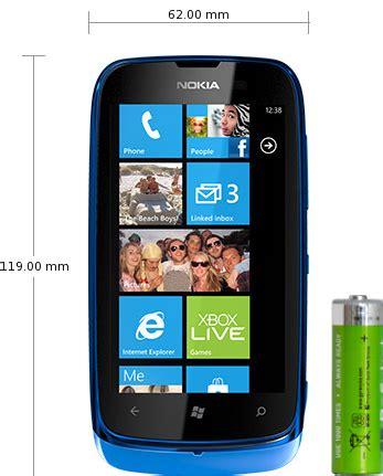 themes nokia lumia 610 nokia lumia 610 specifications and reviews