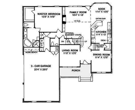 new england floor plans hibbard new england style home plan 130d 0028 house