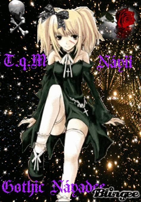 imagenes anime gotico m gusta l anime gotico fotograf 237 a 115102179 blingee com