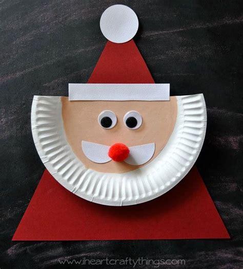 Bricolage Di Natale Per Bambini by 13 Lavoretti Su Babbo Natale Per Bambini Bricolages De