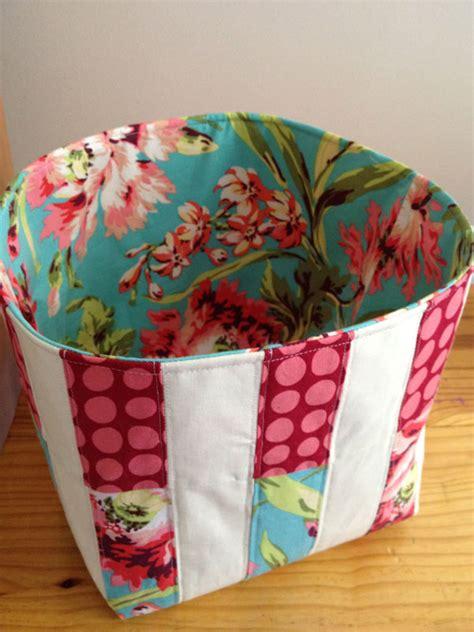 pattern for fabric bowls my scrappy stuff nesting fabric bowls pattern by nova