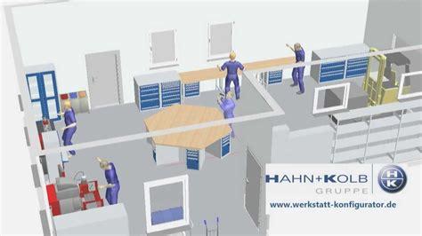 werkstatt 3d planen hahn und kolb werkstattkonfigurator