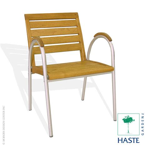 stackable armchairs arabella stacking armchair haste garden modernoutlet