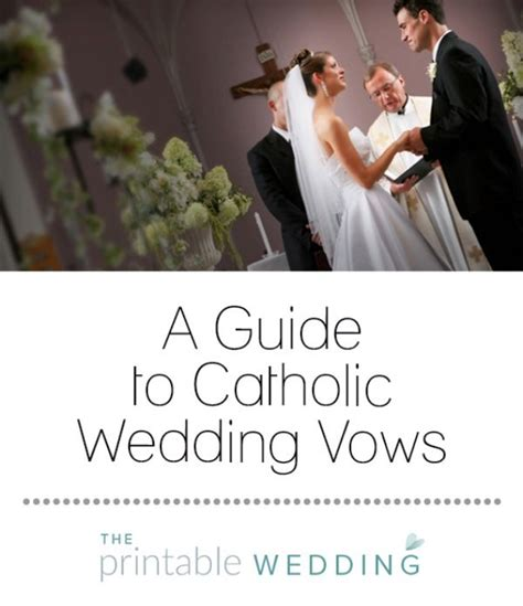 Catholic Wedding Vows by Best 20 Traditional Wedding Vows Ideas On