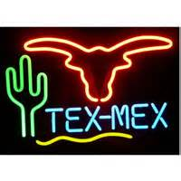 Floor Number Signs by Tex Mex Neon Sign