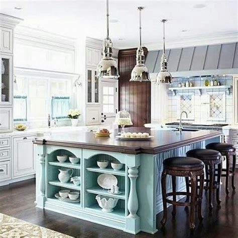 187 gorgeous kitchen island decorating ideas for fall 2016