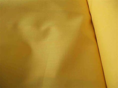 Poly Cotton by Yellow Plain Polycotton Fabric