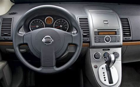 2012 nissan sentra interior is well appointed onsurga