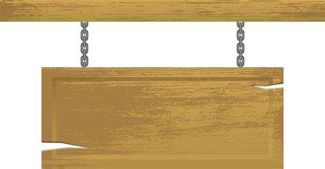 design art signs wooden blank sign clipart clip art library
