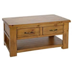 Argos Coffee Tables Buy Collection Arizona 2 Drawer 1 Shelf Coffee Table