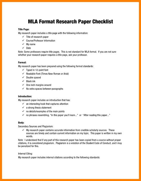 mla research paper exle 7 mla essay template new wood