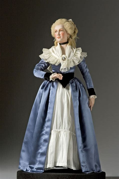 china doll 5 14 length color image of countess jeanne de la motte aka