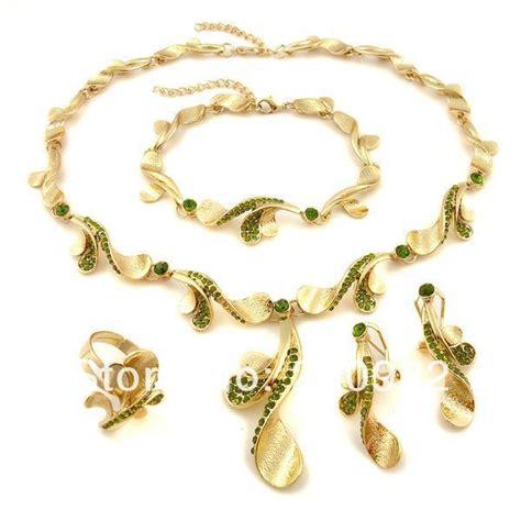 Set Gold Cantik 11 gold necklace set price in dubai andino jewellery