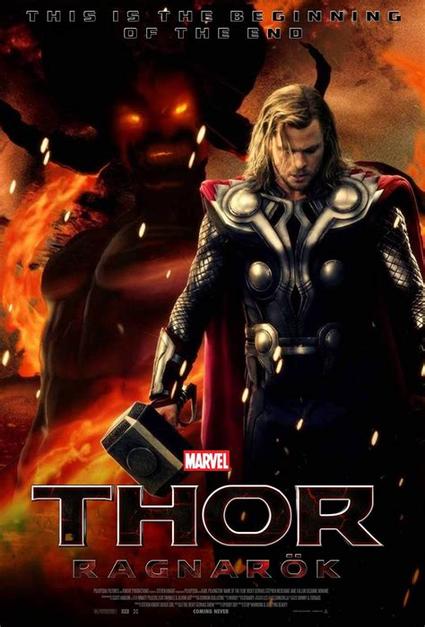 berita film thor ragnarok thor ragnarok release date plot will thanos appear in