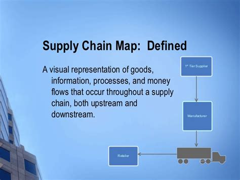 Page 4 Our Blog Parcellink Supply Chain Map Template