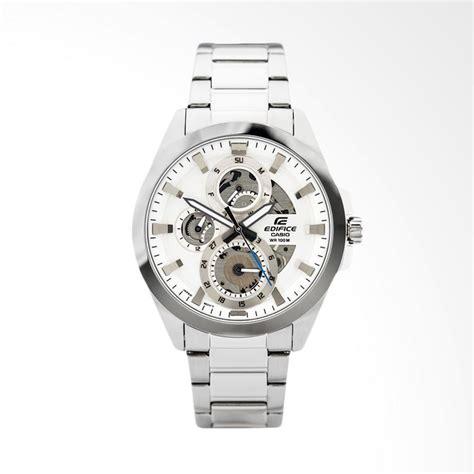 Jam Tangan Stainless Steel Silver Ltp1241d 7 Casio Ori Garansi jual casio edifice bahan tali stainless steel jam tangan