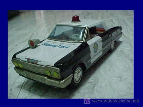juguetes antiguos piezones coches cochecitos antiguos coche jap 243 n hojalata polic 237 a comprar juguetes antiguos
