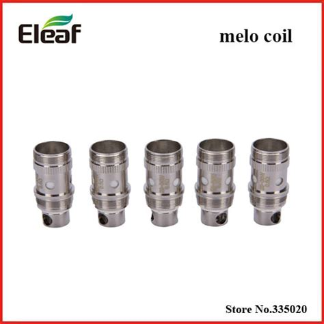 Eleaf Hw2 0 3ohm Replacement Spare Parts Original Eleaf Melo Replacement Coil For Ismoka Melo Atomizer 0 3ohm 0 5ohm Coil For Melo Jpg