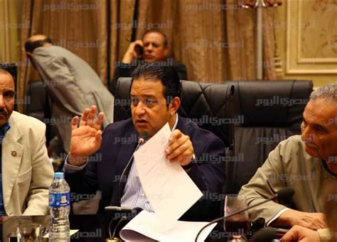 head of the house of representatives egyptian mp accuses 7 ngos of being funded by foreign intelligence services egypt