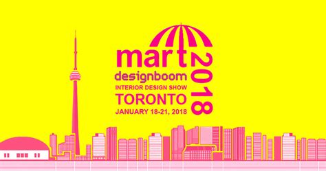 Designboom Mart 2018 | designboom mart toronto 2018 call for participation