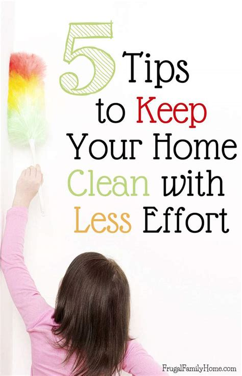 tips to clean your house how to keep your home clean how to keep your home clean