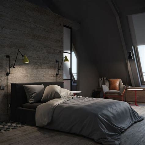 Interior Design Ideas For Mens Bedroom 25 Best Ideas About Masculine Bedrooms On