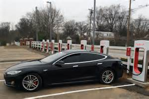 Electric Car Tesla Charging Sullivan Continues Sustainability Efforts With Tesla