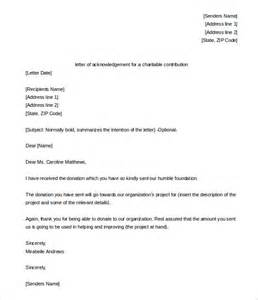nonprofit acknowledgement letter exles resume format for software developer euthanasiapaper x