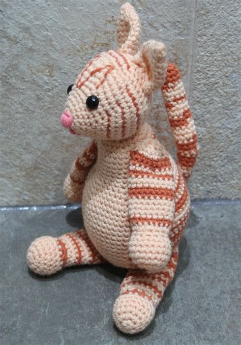 crochet cat crochet cat pattern kate crochet