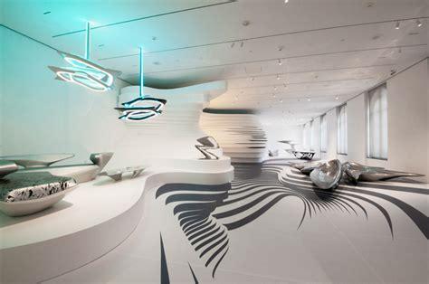 Music Studio Floor Plan by Zaha Hadid Form In Motion Philadelphia Museum Of Art