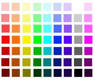 tavola cromatica dei colori tavole dei colori montessori fai da te nannabob 242