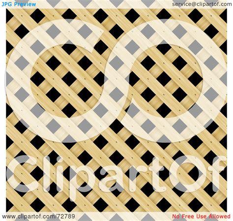 lattice pattern history royalty free rf clipart illustration of a wooden lattice