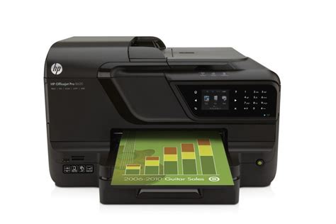 Printer Hp Fax Scan Copy hp cm749a officejet pro 8600 e all in one print scan