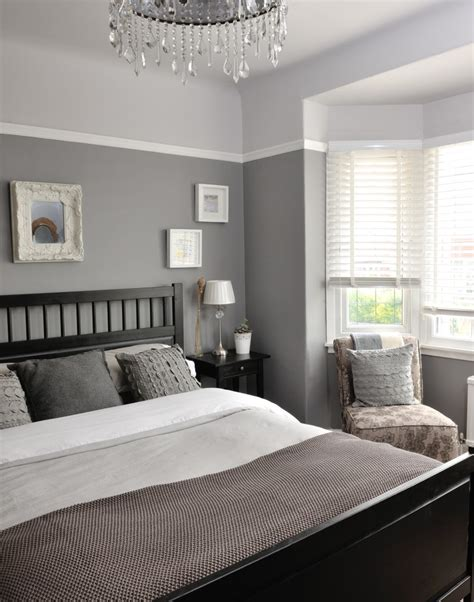 grey theme different tones of grey give this bedroom a unique and